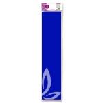 Liderpapel CP12 - Papel crespón, 50 cm x 2,5 m, color azul marino
