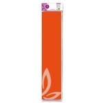 Liderpapel CP19 - Papel crespón, 50 cm x 2,5 m, color naranja claro