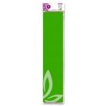 Liderpapel CP14 - Papel crespón, 50 cm x 2,5 m, color verde