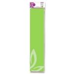 Liderpapel CP13 - Papel crespón, 50 cm x 2,5 m, color verde claro
