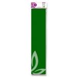 Liderpapel CP15 - Papel crespón, 50 cm x 2,5 m, color verde oscuro