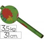 Papel fantasía color kraft bobina 31 cm 3,5 kg