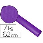 Papel fantasía kraft blanco kfc-bobina 62 cm 7 kg color lila