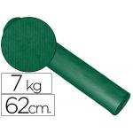 Papel fantasía kraft liso kfc bobina 62 cm 7 kg color verde