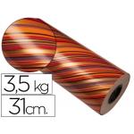 Papel fantasía verjurado todo el año bobina 31 cm 3,5 kg