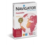 Papel fotocopiadora Navigator tamaño A3 100 gramos paquete de 500 hojas