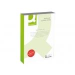 Papel fotocopiadora Q-connect tamaño A3 80 gramos paquete de 500 hojas