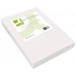 Papel fotocopiadora Q-connect ultra white tamaño A4 160 gramos paquete de 250 hojas