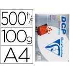 Papel fotocopiadora clairefontaine tamaño A4 100 gramos paquete de 500 hojas