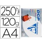 Papel fotocopiadora clairefontaine tamaño A4 120 gramos paquete de 250 hojas