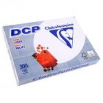 Papel fotocopiadora clairefontaine tamaño A4 300 gramos paquete de 125 hojas