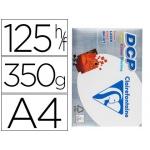 Papel fotocopiadora clairefontaine tamaño A4 350 gramos paquete de 125 hojas