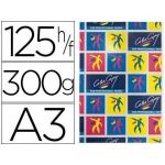 Papel fotocopiadora color copy mate tamaño A3+ 300 gramos paquete 125 hojas