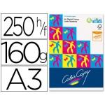 Papel fotocopiadora color copy tamaño A3 160 gramos paquete de 250 hojas