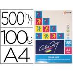 Papel fotocopiadora color copy tamaño A4 100 gramos paquete de 500 hojas