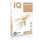 Papel fotocopiadora iq premium tamaño A4 80 gramos paquete de 500 hojas