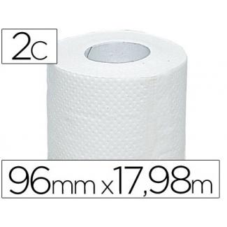 Papel higiénico olimpic 2 ancho x largo paquete de 4 rollos