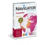 Papel multifuncion A4 Navigator 100 g/m2 paquete de 500 hojas