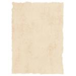 Papel pergamino tamaño A4 200 gr color marmol beige paquete de 25 hojas