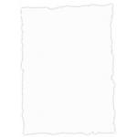 Papel pergamino tamaño A4 troquelado 150 gr color parchment blanco paquete de 25 hojas