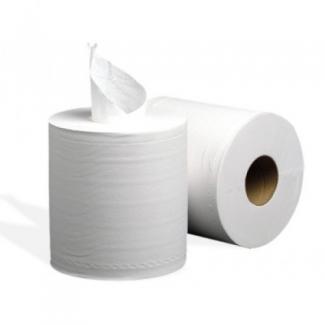Papel secamanos Buga 35x21 cm reciclado 1 capa 43 g/m2 350 m