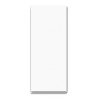 Papel seda 52x76 cm 18 gr color blanco paquete de 500 hojas