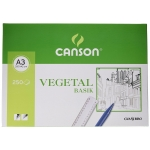 Papel vegetal Guarro tamaño A3 90-95 gr hoja