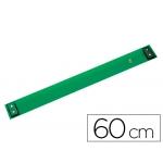 Paralex Faber-Castell 60 cm plástico color verde