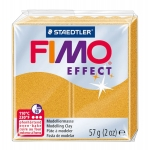 Pasta Staedtler fimo effect 56 gr color oro metálico