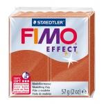 Pasta Staedtler fimo effect 56 gr metálico color cobre