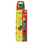 Pasta para modelar Giotto bebe pack 3 colores surtidos dermatologicamente testada
