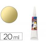 Pasta relieve Artist 20ml color oro
