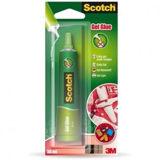 Scotch 3045C12 - Pegamento gel universal, multiuso, 30 gr