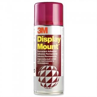 3M Spray display mount - Pegamento de spray, permanente, 400 ml
