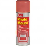 Pegamento Scotch spray photo mount 400 ml adhesivo permanente