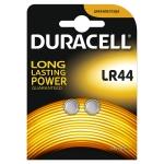 Duracell S0560080 - Pila alcalina, LR44, blíster con 2 pilas