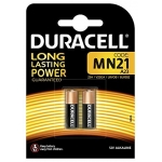 Duracell MN21 - Pila alcalina, Mandos, MN21 (A23), blíster con 2 pilas