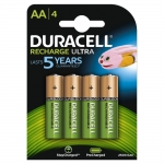Duracell Staycharged 75071755 - Pila recargable, AA (LR06), blister con 4 pilas