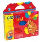 Pintura a dedos Giotto be-be