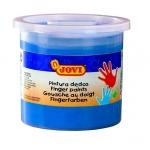 Jovi 56021 - Pintura a dedos, color azul, bote de 125 cc