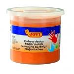 Pintura a dedos Jovi 125 cc color naranja