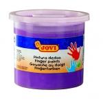 Jovi 56023 - Pintura a dedos, color violeta, bote de 125 cc