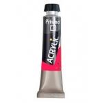 Pintura acrilica Prismo color magenta primario 256 tubo de 20 ml