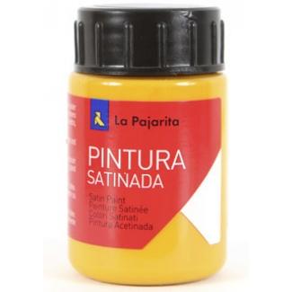 Pintura latex la pajarita color amarillo medio 35 ml