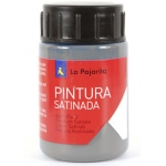 Pintura latex la pajarita color gris 35 ml
