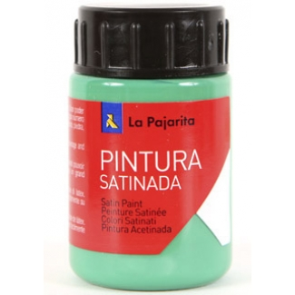 Pintura latex la pajarita color verde manigua 35 ml