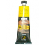 Pintura oleo Pallio color amarillo primario 116 tubo de 20 ml