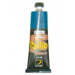 Pintura oleo Pallio color azul ultramar 392 tubo de 20 ml