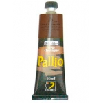 Pintura oleo Pallio color tierra sombra natural 493 tubo de 20 ml