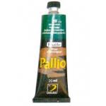 Pintura oleo Pallio color verde vejiga 358 tubo de 20 ml